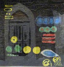Maya, 2012, Zahlen, Malerei