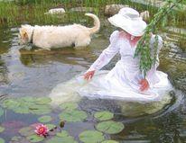 Natur, Hochzeit, Bride of nature, Fotografie