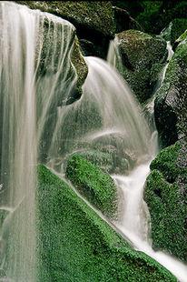 Bach, Landschaft, Wasserfall, Fotografie