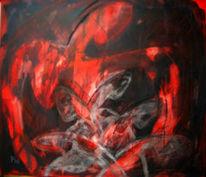 Traum, Feuer, Geist, Malerei