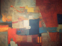 Toskana, Sonne, Farben, Malerei