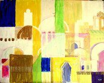 Moschee, Islam, Kuppel, Malerei
