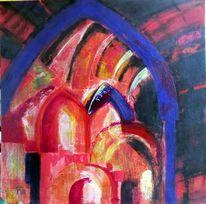 Tor, Indien, Gotik, Malerei