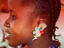 Frau, Afrika, Schwarz, Fotografie