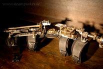 Steampunk, Schlesier, Viktorianisch, Uhrwerk