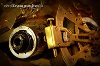Steampunk, Brille, Cosplay, Ingolstadt