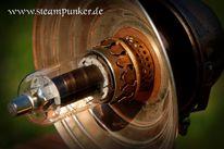 Kamera, Clockworker, Spiegelreflexkamera, Steampunk