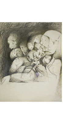 Zeichnungen, Abstrakt