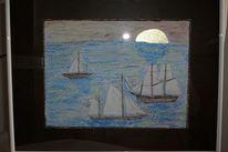 Segel, Malerei