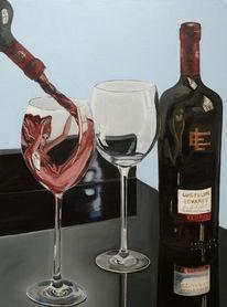 Flasche, Granit, Symbolismus, Weiblich