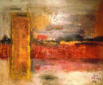 Landschaft, Himmel, Abstrakt, Feuer