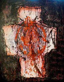 Kreuz, Osterlamm, Sühnung, Schuld