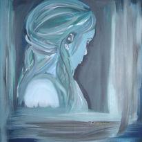 Märchen, Blau, Elfen, Geheimnisvoll