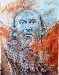 Emotion, Gemälde, Menschen, Malerei