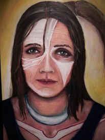 Selbstportrait, Alter, Ritual, Veränderung