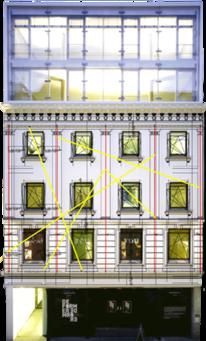 Installation, Urban art, Stadt, Öffentlicher raum