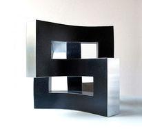 Architektur, Skulptur, Plastik, Abstrakt