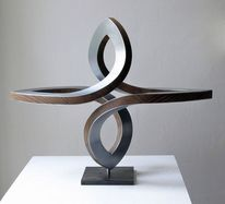 Konstruktion, Skulptur, Schwingung, Bewegung