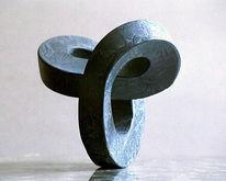 Entfaltung, Dynamische skulptur, Konstruktion, Drehung