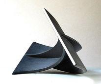 Bewegung, Plastik, Skulptur, Abstrakt