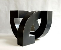 Konstruktion, Architektur, Raumskulptur, Skulptur