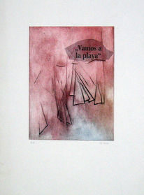 Kupferstich, Druckgrafik