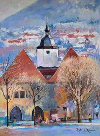 Jenzig, Jena, Rathaus, Stadt