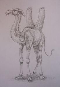 Irina wall, Tiere, Tierzeichnung, Fantasie