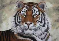 Tiermalerei, Tiere, Irina wall, Tierportrait