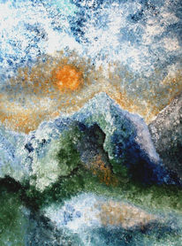 Malerei, Eiszeit