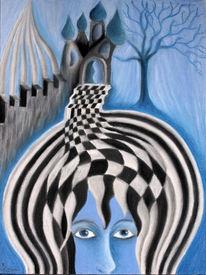 Zeichnungen, Leben, Schach
