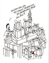 Böse weihnachten, Spezial, Weihnachten, Bescherung
