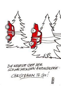 Weihnachten, Böse weihnachten, Spezial, Malerei