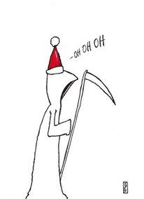 Böse weihnachten, Weihnachten, Spezial, Malerei