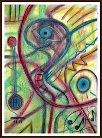 Farben, Bunt, Abstrakt, Verträumt
