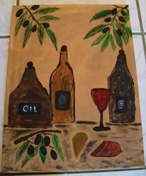 Malerei, Stillleben