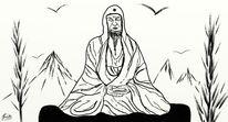 Surreal, Zen, Archaisch, Religion