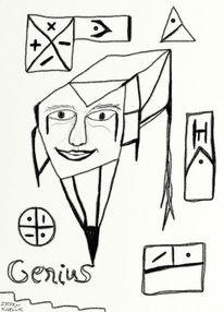 Surreal, Abstrakt, Digitale kunst,