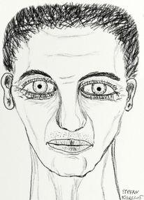 Comic, Digitale kunst, Menschen, Mann