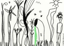 Umwelt, Abstrakt, Digitale kunst