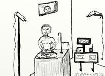 Comic, Digitale kunst, Abstrakt