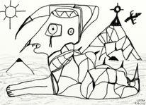 Surreal, Digitale kunst, Sphinx