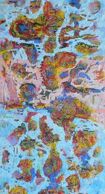 Abstrakt, Malerei, Passion