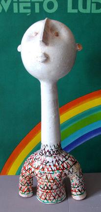 Ceramis, Skulptur, Figurative kunst, Kunsthandwerk