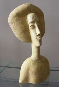 Design, Skulptur, Keramik, Modern