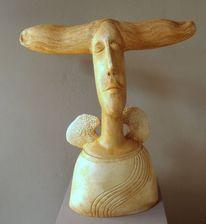 Keriamk, Modern, Figurative kunst, Skupltur
