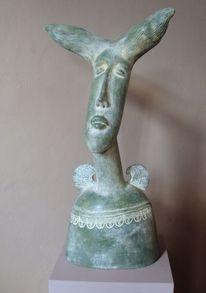 Skulptur, Figurative kunst, Keramik, Kunsthandwerk