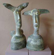 Keramik, Figurative kunst, Skupltur, Kunsthandwerk