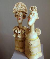 Skupltur, Keramik, Design, Kunsthandwerk