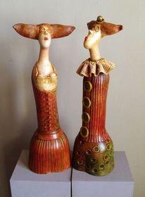 Design, Keramik, Portrait, Skulptur